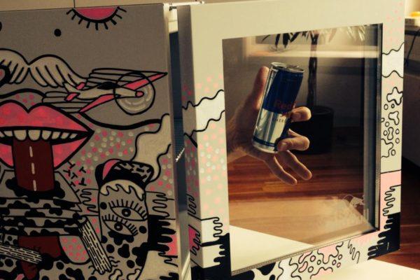 Red-Bull-chladnička